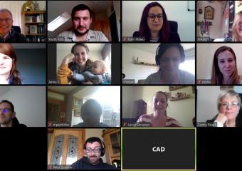 Drugi (virtualni) projektni sestanek